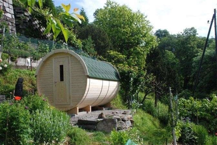 barrel-sauna